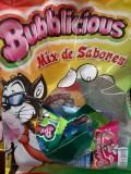 """Pastilhas Elásticas """"Bubblicious"""" Mix - 70g"""