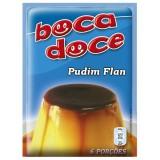 """Pudim """"Boca Doce"""""""
