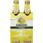 "Sidra ""Somersby"" Citrus - Pack 4x33cl"