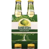 "Sidra ""Somersby"" Manzana - Pack 4x33cl"