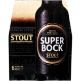 """Cerveja Preta """"Super Bock"""" - Pack 6x33cl"""