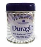 Duraglit Silver Argento Polish Cotton Activated Clean Metals - 75g
