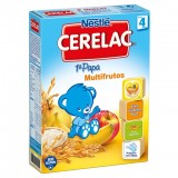 "Nestle ""Cerelac"" 1ª Papa Multifrutos - 250gr"