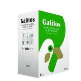 """Vinho Branco Alentejano """"Galitos"""" BAG-IN-BOX - 5 Lt"""