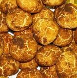 Pasteles secos - Bolinhos de Canela