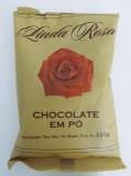 """Chocolate em Pó """"Linda Rosa"""""""