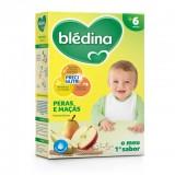 """Milupa """"Blédina"""" Pêras e Maças - 250gr"""
