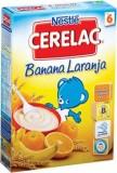 "Nestle ""Cerelac"" Banana e Laranja - 250gr"