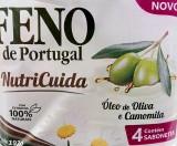 "Toilet soap ""Feno de Portugal"" Nutri Cuida - Pack 4 x 90gr"