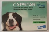 Capstar Flea Treatment Tablets for Dogs 6 tablets - free shipping