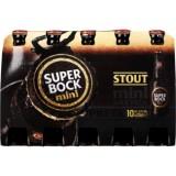"""Cerveja Preta """"Super Bock"""" - Pack 10x20cl"""