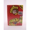 """Pastilhas Elásticas """"Gorila"""" Frutos Tropicais x 100"""