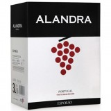 "Vinho Tinto Alentejano ""Alandra"" BAG-IN-BOX - 3 Lt"