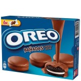 "Biscuits ""Oreo"" Bañadas - 6 snack packs"