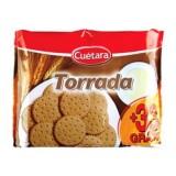 "Bolachas ""Cuétara"" Torrada - Pack 4 x 200gr"
