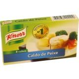 """Caldos de pescado """"Knorr"""""""