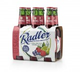 """Cerveja """"Sagres"""" Radler Lima - Frutos Vermelhos - Pack 6x33cl"""