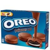 "Galletas ""Oreo"" Bañadas - 6 snack packs"