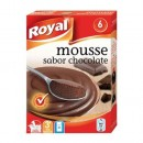 "Mousse de Chocolate ""Royal"""