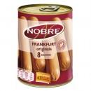 """Salsichas """"Nobre"""" - 8 un"""