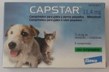 Capstar Flea Treatment Tablets for Cats and Dogs 6 tablets - free shipping