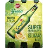 """Cerveja """"Super Bock"""" Green - Pack 6x33cl"""