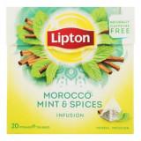 Chã Lipton Herbal Infusion Morocco Min - 20uni