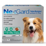 NexGard Dog 10.1 - 25 Kg - free shipping