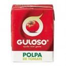 """Polpa de Tomate """"Guloso"""" - 210gr"""