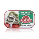 """Sardinhas """"Ramirez"""" Tomate"""