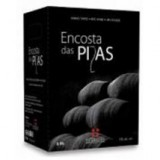 "Vinho Tinto ""Encosta das PIPAS"" BAG-IN-BOX - 5 Lt"