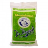 "Candy Pectorals ""Dr. Bayard"" MENTOL - 100gr"