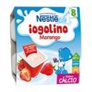 """Nestle iogolino"" Morango - 4 uni"