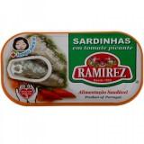 """Sardinhas """"Ramirez"""" Tomate + Piri Piri"""