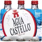 """Água """"Castello"""" - Pack 6 x 25cl"""