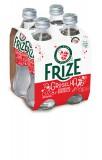 "Agua ""Frize"" grosella - Pack 4x25cl"