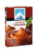 """Mousse de Chocolate """"Branca de Neve"""""""