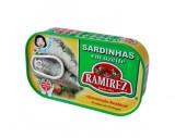"Sardinas ""Ramirez"" en Aceite de Oliva"
