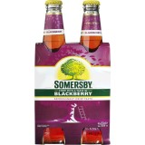 "Sidra ""Somersby"" Blackberry - Pack 4x33cl"