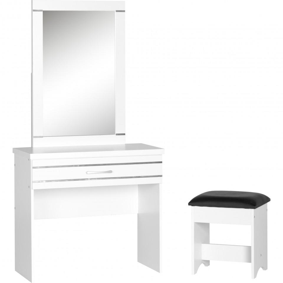 Sea124 - Set Masa Alba Toaleta Cosmetica Machiaj O