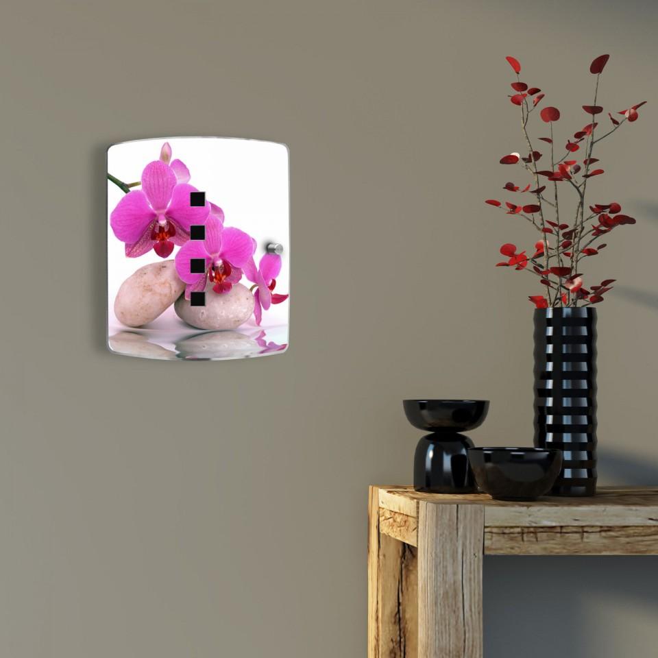 Dulapior Chei Hol Gama Orhidee Dulap Imprimat Exclusivist Obiecte Decorative Ilustratie