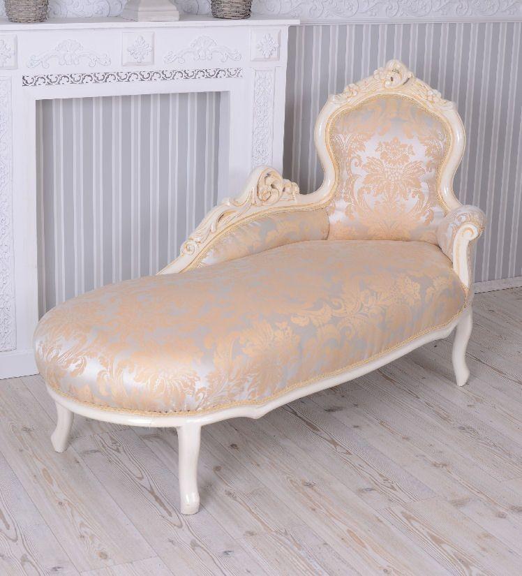 Divc52 - Divan  Canapea  Sofa  Bancheta Baroc - Crem