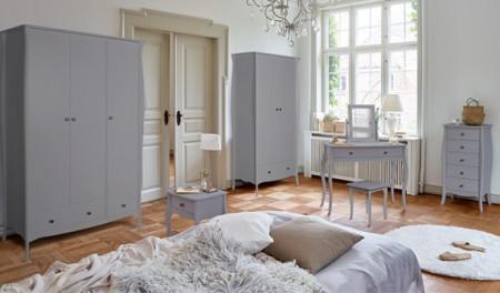 MAG101 - Masa gri toaleta cosmetica machiaj masuta vanity birou