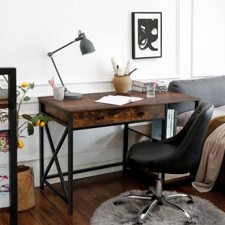 BII1 - Masa de Birou 115 cm, office industrial - Maro