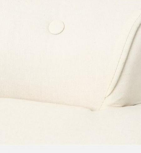 SCC1 - Scaun masuta toaleta machiaj cosmetica, fotoliu, scaunel, divan - tapitat crem