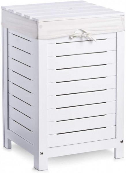 CORA202 - Cos de rufe alb, 35 cm - Mobilier Baie