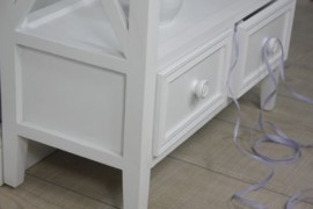 MAA25 - Masa alba toaleta cosmetica machiaj masuta vanity