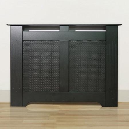 MDCN201 - Masca de calorifer 120 cm, protectie radiator Neagra - Medie