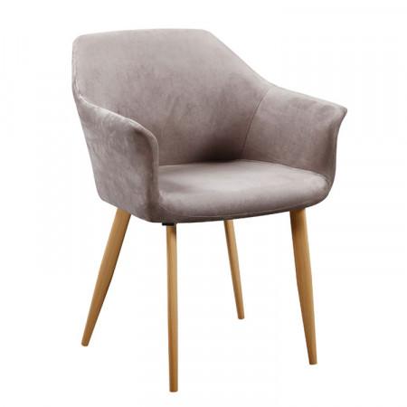SCM602 - Fotoliu Scaunel tapitat, scaun, taburet masuta, masa toaleta, machiaj - Diverse tapiterii
