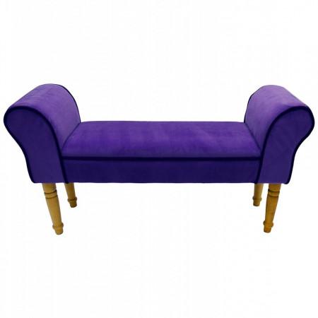 BAM102 - Divan, Canapea, fotoliu, sofa, bancheta, bancuta, banca living, dormitor, hol - Mov